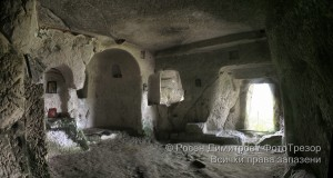 Скален манастир, Шуменско плато