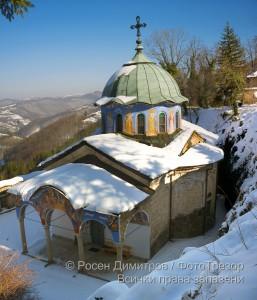 Соколски манастир Успение Богородично