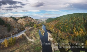 Река Струма край Невестино