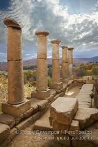 Античен храм край Старосел