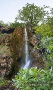 Водопад край с. Ямна