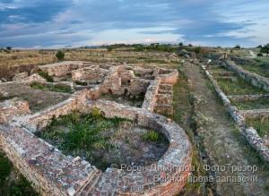 Античен град Кабиле