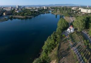 Езерата в Дружба, София