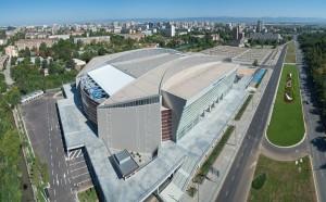 Спортна зала Армеец, София