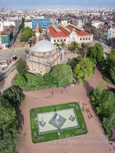 Джамията, Халите и Синагогата