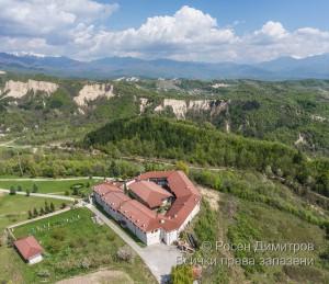 Роженски манастир в Пирин